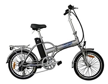 20 Zoll Swemo Pedelec E Bike Klappbar Sw100 Test