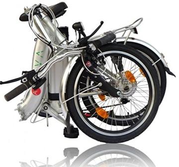 AsVIVA Elektrofahrrad E-Bike 36V Pedelec