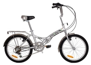 Stowabike Klappfahrrad - Kompaktes City Bike