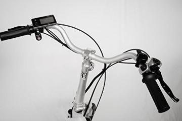 xGerman Elektro-Faltrad 20 Zoll eTurbo