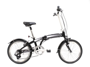 "MIFA 20"" Zoll Alu Klapprad Folding Bike SHIMANO 7 Gang Camping"